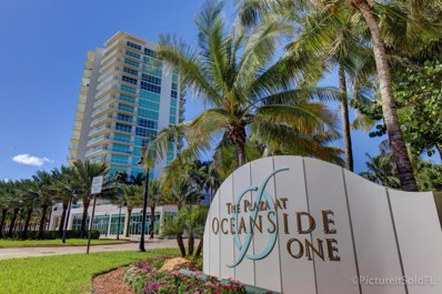 1 N Ocean Boulevard UNIT 814, Pompano Beach, FL 33062 - MLS#: RX-10367607