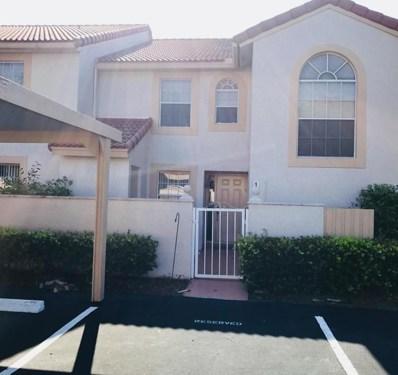 14371 Via Royale UNIT 1, Delray Beach, FL 33446 - MLS#: RX-10367617