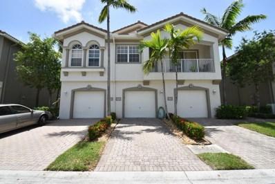 3141 Laurel Ridge Circle, Riviera Beach, FL 33404 - MLS#: RX-10367621