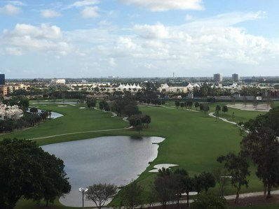 2400 Presidential Way UNIT 1106, West Palm Beach, FL 33401 - MLS#: RX-10367691