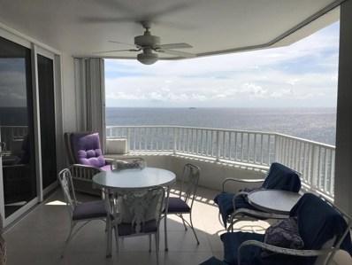 1340 S Ocean Boulevard UNIT 1802, Pompano Beach, FL 33062 - MLS#: RX-10367727