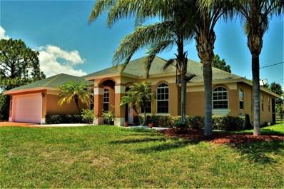 5354 NW South Crisona Circle, Port Saint Lucie, FL 34986 - MLS#: RX-10367739