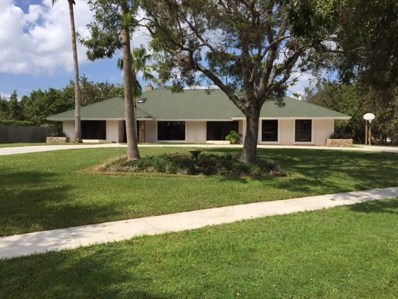 305 Marble Canyon Drive, Wellington, FL 33414 - MLS#: RX-10367861
