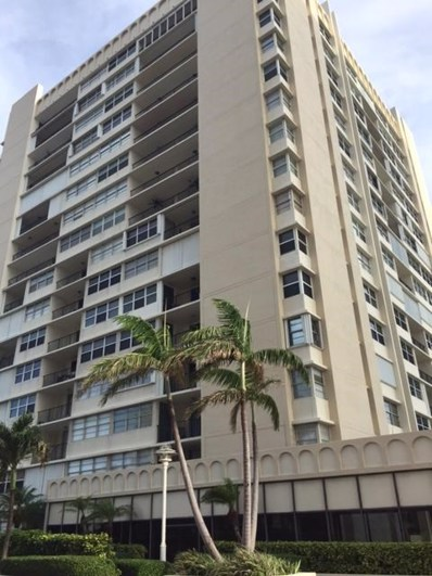 1880 S Ocean Drive UNIT 406, Hallandale Beach, FL 33009 - MLS#: RX-10367904
