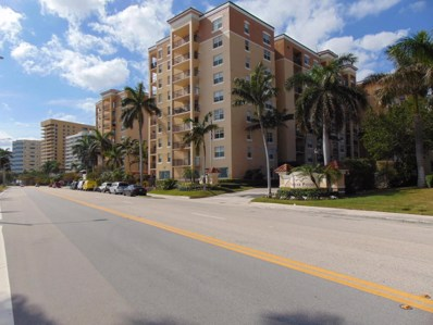 1801 N Flagler Drive UNIT 408, West Palm Beach, FL 33407 - MLS#: RX-10367944