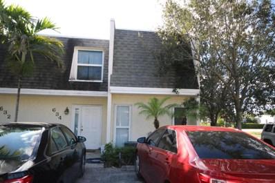 634 SW 1st Street, Boynton Beach, FL 33435 - MLS#: RX-10368100