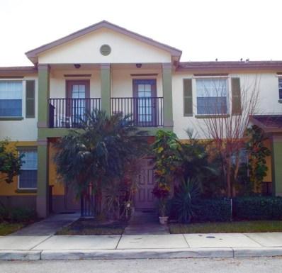 2120 SE Eatonville Drive, Port Saint Lucie, FL 34952 - MLS#: RX-10368141