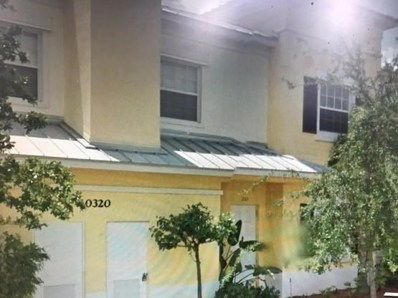 10320 SW Stephanie Way UNIT 7201, Port Saint Lucie, FL 34987 - MLS#: RX-10368170
