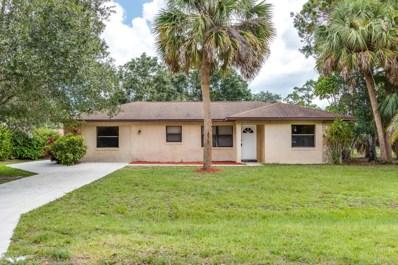 7504 Bayard Road, Fort Pierce, FL 34951 - MLS#: RX-10368179