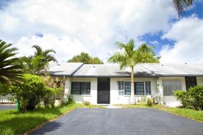 8105 NW 100th Drive, Tamarac, FL 33321 - MLS#: RX-10368206
