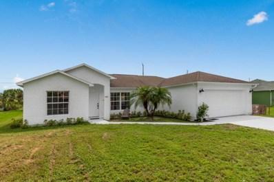 433 SW Bradshaw Circle, Port Saint Lucie, FL 34953 - MLS#: RX-10368244