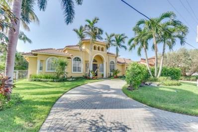 908 Gardenia Drive, Delray Beach, FL 33483 - #: RX-10368282