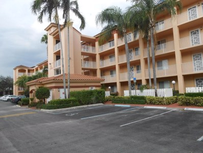 14096 Huntington Pointe Drive UNIT 109, Delray Beach, FL 33484 - MLS#: RX-10368290