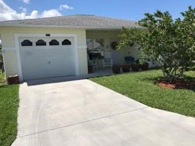 6679 Tulipan, Fort Pierce, FL 34951 - MLS#: RX-10368318