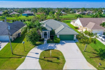 5984 NW Favian Avenue, Port Saint Lucie, FL 34986 - MLS#: RX-10368329