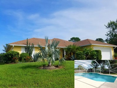 127 NW Avens Street, Port Saint Lucie, FL 34983 - MLS#: RX-10368382