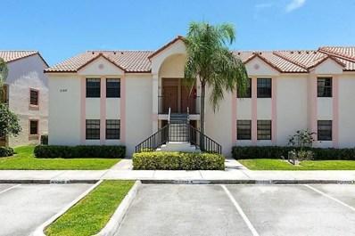 3160 Leewood Terrace UNIT 215, Boca Raton, FL 33431 - MLS#: RX-10368523