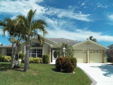 6832 Bronte Circle, Port Saint Lucie, FL 34952 - MLS#: RX-10368686