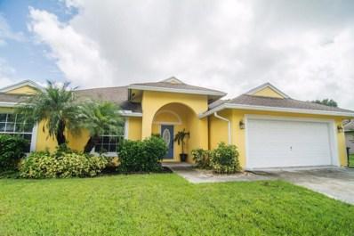 2813 SW Fluvia Street, Port Saint Lucie, FL 34953 - MLS#: RX-10368787