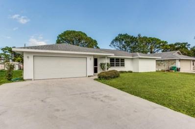729 SE Floresta Drive, Port Saint Lucie, FL 34953 - MLS#: RX-10368807