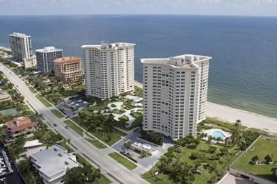 550 S Ocean Boulevard UNIT 907, Boca Raton, FL 33432 - MLS#: RX-10369056