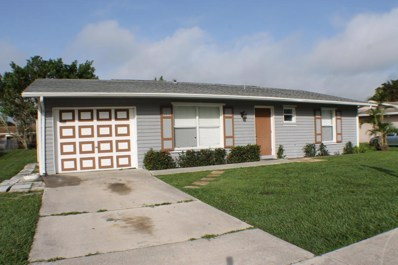 330 NE Floresta Drive, Port Saint Lucie, FL 34983 - MLS#: RX-10369180