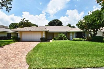 652 Lakewoode Circle W, Delray Beach, FL 33445 - MLS#: RX-10369259