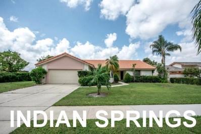 11401 Wingfoot Drive, Boynton Beach, FL 33437 - MLS#: RX-10369333