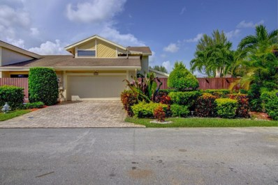 7601 W Sierra Drive W, Boca Raton, FL 33433 - MLS#: RX-10369386