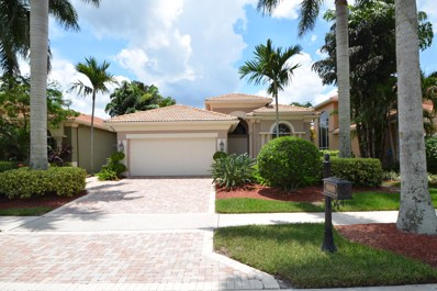 8084 Valhalla Drive, Delray Beach, FL 33446 - MLS#: RX-10369398
