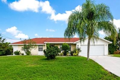 2399 SW Susset Lane, Port Saint Lucie, FL 34953 - MLS#: RX-10369410