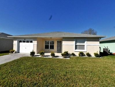 6713 Tulipan, Fort Pierce, FL 34951 - MLS#: RX-10369454