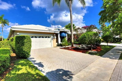 17185 Huntington Park Way, Boca Raton, FL 33496 - MLS#: RX-10369539