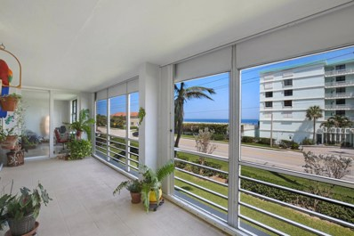 911 Ocean Drive UNIT 203, Juno Beach, FL 33408 - MLS#: RX-10369877
