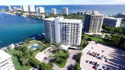 875 E Camino Real UNIT 8e, Boca Raton, FL 33432 - MLS#: RX-10369879