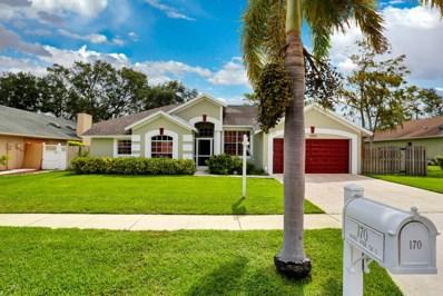 170 Royal Pine Circle S, West Palm Beach, FL 33411 - MLS#: RX-10369933