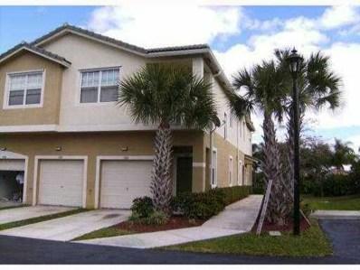 3108 Grandiflora Drive, Lake Worth, FL 33467 - MLS#: RX-10369943