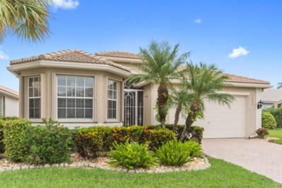 13043 Isabella Terrace, Delray Beach, FL 33446 - MLS#: RX-10370015