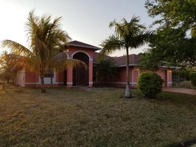 1732 SW Alegre Street, Port Saint Lucie, FL 34953 - MLS#: RX-10370056