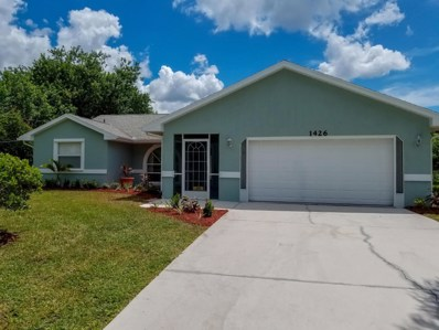 1426 SW Sudder Avenue, Port Saint Lucie, FL 34953 - MLS#: RX-10370075