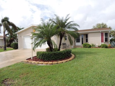 3401 Crabapple Drive, Port Saint Lucie, FL 34952 - MLS#: RX-10370182