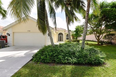 7778 Red River Road, West Palm Beach, FL 33411 - MLS#: RX-10370221