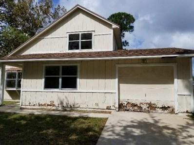 7202 Citrus Park Boulevard, Fort Pierce, FL 34951 - MLS#: RX-10370227