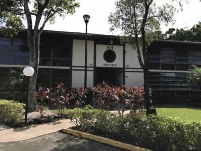 9848 S Belfort Circle UNIT 113, Tamarac, FL 33321 - MLS#: RX-10370251