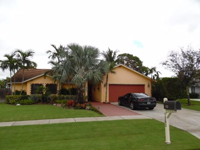 1203 Widgeon Road, Wellington, FL 33414 - MLS#: RX-10370330