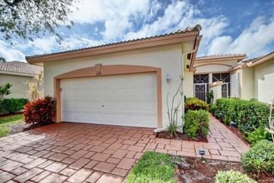5774 Grand Harbour Circle, Boynton Beach, FL 33437 - MLS#: RX-10370365