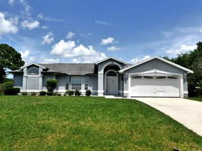 2117 SW Larchmont Lane, Port Saint Lucie, FL 34984 - MLS#: RX-10370375