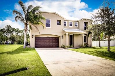 5852 NW Leghorn Avenue, Port Saint Lucie, FL 34953 - MLS#: RX-10370484