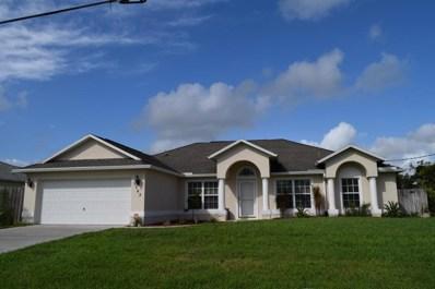 3742 SW Lachine Street, Port Saint Lucie, FL 34953 - MLS#: RX-10370495