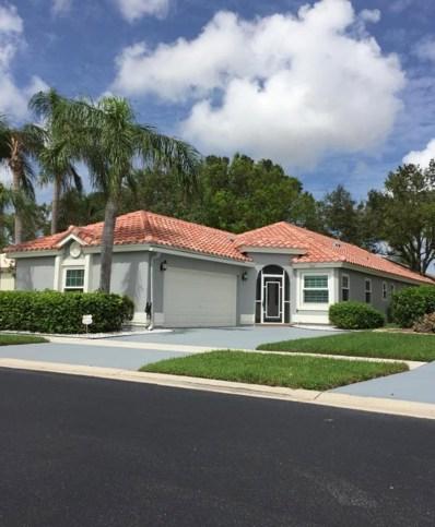 6010 Bay Isles Drive, Boynton Beach, FL 33437 - MLS#: RX-10370586